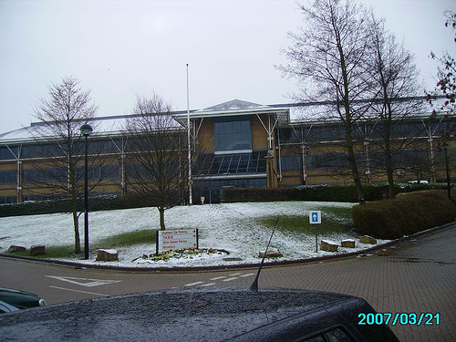 Abbey Office in Milton Keynes